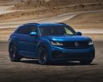 2021 Volkswagen Atlas Cross Sport GT Concept Front Three-Quarter Wallpapers 150x120 (10)