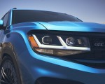 2021 Volkswagen Atlas Cross Sport GT Concept Headlight Wallpapers 150x120 (14)