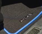 2021 Volkswagen Atlas Cross Sport GT Concept Interior Floor Mat Wallpapers 150x120 (24)