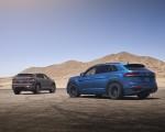 2021 Volkswagen Atlas Cross Sport GT Concept Rear Three-Quarter Wallpapers 150x120 (9)