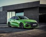 2022 Audi RS3 Sedan (Color: Kyalami Green) Front Three-Quarter Wallpapers 150x120 (17)