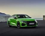 2022 Audi RS3 Sedan (Color: Kyalami Green) Front Three-Quarter Wallpapers 150x120 (28)