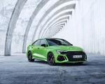 2022 Audi RS3 Sedan (Color: Kyalami Green) Front Three-Quarter Wallpapers 150x120 (41)