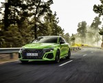 2022 Audi RS3 Sedan (Color: Kyalami Green) Front Three-Quarter Wallpapers 150x120 (6)