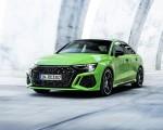 2022 Audi RS3 Sedan (Color: Kyalami Green) Front Wallpapers 150x120 (38)