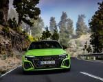 2022 Audi RS3 Sedan (Color: Kyalami Green) Front Wallpapers 150x120 (9)