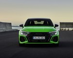 2022 Audi RS3 Sedan (Color: Kyalami Green) Front Wallpapers 150x120 (30)