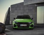 2022 Audi RS3 Sedan (Color: Kyalami Green) Front Wallpapers 150x120 (20)