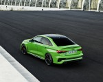 2022 Audi RS3 Sedan (Color: Kyalami Green) Rear Three-Quarter Wallpapers 150x120 (31)