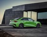 2022 Audi RS3 Sedan (Color: Kyalami Green) Rear Three-Quarter Wallpapers 150x120 (21)