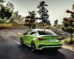 2022 Audi RS3 Sedan (Color: Kyalami Green) Rear Three-Quarter Wallpapers 150x120 (2)