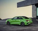 2022 Audi RS3 Sedan (Color: Kyalami Green) Rear Three-Quarter Wallpapers 150x120 (23)