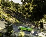 2022 Audi RS3 Sedan (Color: Kyalami Green) Rear Three-Quarter Wallpapers 150x120 (7)
