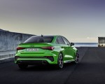 2022 Audi RS3 Sedan (Color: Kyalami Green) Rear Wallpapers 150x120 (35)
