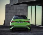 2022 Audi RS3 Sedan (Color: Kyalami Green) Rear Wallpapers 150x120 (24)