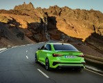 2022 Audi RS3 Sedan (Color: Kyalami Green) Rear Wallpapers 150x120 (14)
