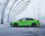 2022 Audi RS3 Sedan (Color: Kyalami Green) Side Wallpapers 150x120 (43)