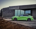 2022 Audi RS3 Sedan (Color: Kyalami Green) Side Wallpapers 150x120 (25)
