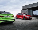 2022 Audi RS3 Sedan (Color: Kyalami Green) and RS 3 Sportback Wallpapers 150x120 (16)