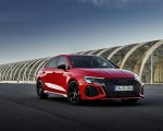 2022 Audi RS3 Sportback (Color: Tango Red) Front Three-Quarter Wallpapers 150x120 (27)