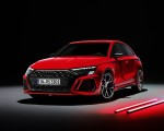 2022 Audi RS3 Sportback (Color: Tango Red) Front Three-Quarter Wallpapers 150x120 (40)