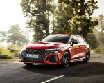 2022 Audi RS3 Sportback (Color: Tango Red) Front Three-Quarter Wallpapers 150x120 (4)