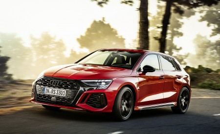 2022 Audi RS3 Sportback Wallpapers HD