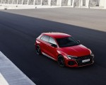 2022 Audi RS3 Sportback (Color: Tango Red) Front Three-Quarter Wallpapers 150x120 (25)