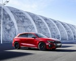 2022 Audi RS3 Sportback (Color: Tango Red) Front Three-Quarter Wallpapers 150x120 (23)