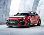 2022 Audi RS3 Sportback (Color: Tango Red) Front Three-Quarter Wallpapers 150x120 (20)