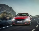 2022 Audi RS3 Sportback (Color: Tango Red) Front Wallpapers 150x120 (8)