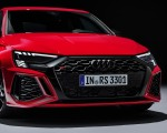 2022 Audi RS3 Sportback (Color: Tango Red) Front Wallpapers 150x120 (47)