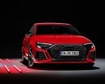 2022 Audi RS3 Sportback (Color: Tango Red) Front Wallpapers 150x120 (42)