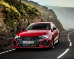 2022 Audi RS3 Sportback (Color: Tango Red) Front Wallpapers 150x120 (10)