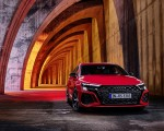 2022 Audi RS3 Sportback (Color: Tango Red) Front Wallpapers 150x120 (36)