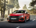 2022 Audi RS3 Sportback (Color: Tango Red) Front Wallpapers 150x120 (5)