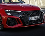 2022 Audi RS3 Sportback (Color: Tango Red) Grill Wallpapers 150x120 (48)
