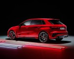 2022 Audi RS3 Sportback (Color: Tango Red) Rear Three-Quarter Wallpapers 150x120 (43)