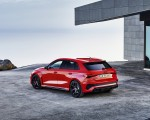 2022 Audi RS3 Sportback (Color: Tango Red) Rear Three-Quarter Wallpapers 150x120 (17)