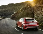 2022 Audi RS3 Sportback (Color: Tango Red) Rear Three-Quarter Wallpapers 150x120 (11)