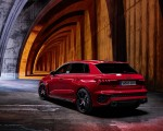 2022 Audi RS3 Sportback (Color: Tango Red) Rear Three-Quarter Wallpapers 150x120 (37)