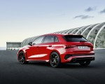 2022 Audi RS3 Sportback (Color: Tango Red) Rear Three-Quarter Wallpapers 150x120 (30)