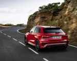 2022 Audi RS3 Sportback (Color: Tango Red) Rear Three-Quarter Wallpapers 150x120 (12)