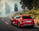 2022 Audi RS3 Sportback (Color: Tango Red) Rear Three-Quarter Wallpapers 150x120 (6)