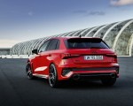 2022 Audi RS3 Sportback (Color: Tango Red) Rear Three-Quarter Wallpapers 150x120 (31)