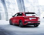 2022 Audi RS3 Sportback (Color: Tango Red) Rear Three-Quarter Wallpapers 150x120 (22)