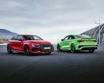2022 Audi RS3 Sportback (Color: Tango Red) and RS 3 Sedan Wallpapers 150x120 (35)