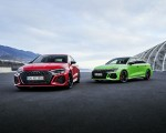 2022 Audi RS3 Sportback (Color: Tango Red) and RS 3 Sedan Wallpapers 150x120 (34)