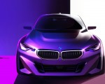 2022 BMW 2 Series Coupe Design Sketch Wallpapers 150x120 (43)