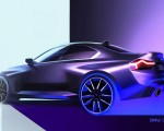 2022 BMW 2 Series Coupe Design Sketch Wallpapers 150x120 (48)